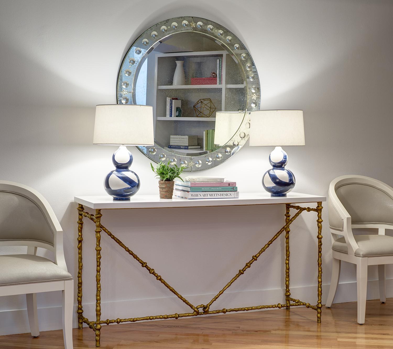 Project: 95 Horatio Street Interiors: Amy Elbaum Design Stylist: Brice Gaillard Location: New York, NY